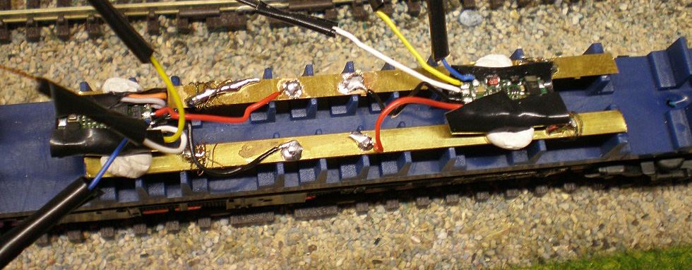 Wickness Models offers a maintenance service for your DCC locomotives - click above for more....