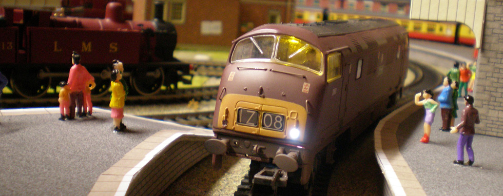 DCC Sound Fitted Locomotives - click above for more....