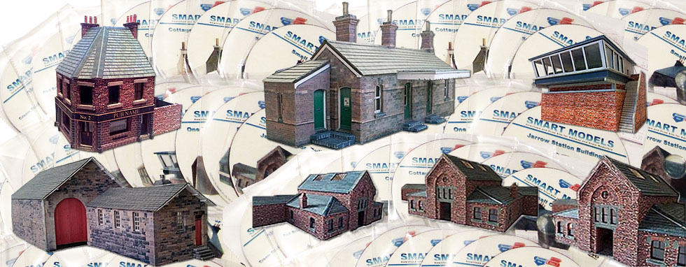 Model Rail Building Kits suitable for both N and OO gauge - click above for more....