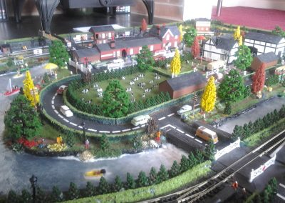 David Ward's old layout