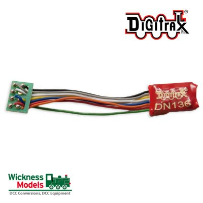 Digitrax Decoders