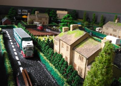 David Ward's new layout