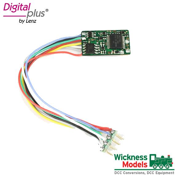 Lenz Standard 10231-02 8 Pin DCC Decoder on