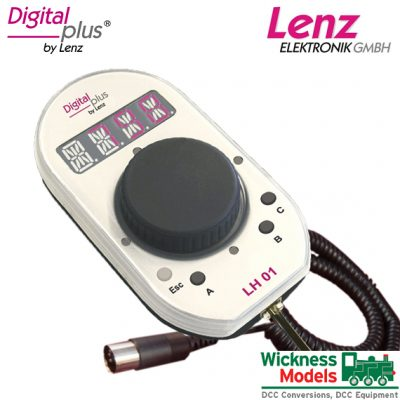 Lenz Controllers